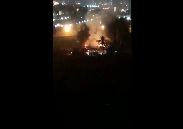 Bağdat'ta saldırı
