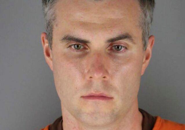 ABD'de George Floyd'un ölümüne sebep olan dört polisten biri olan Thomas Lane