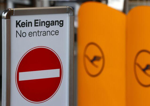 Frankfurt- Almanya- Havalimanı