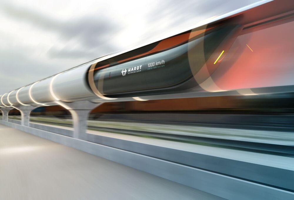 Aracın 1.000 km/sa hıza ulaşabilmesi,  aracın içinde hareket edeceği tüpün havasız olmasıyla mümkün oluyor.