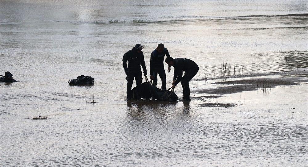 Kızılırmak'ta kaybolan 3 çocuğun cesedi bulundu
