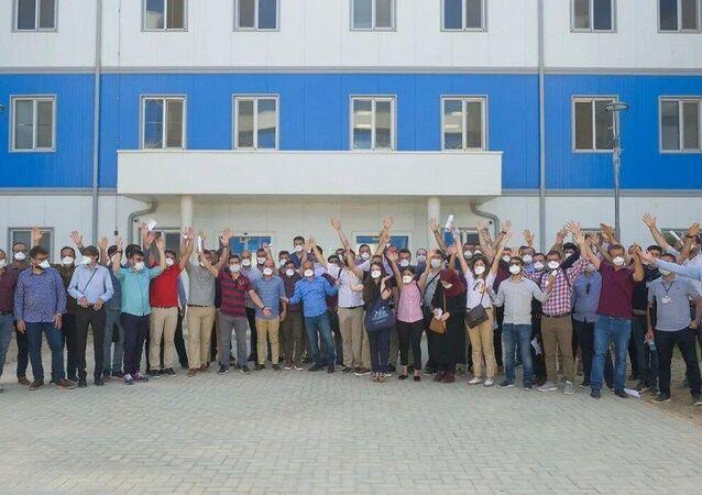 Bakan Dönmez: 55 öğrencimiz daha Rusya'daki eğitimini tamamladı ve Akkuyu'da iş başı yaptı