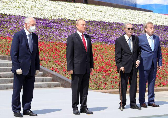 Vladimir Putin- Rusya Günü