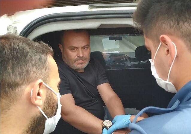 Eşini sırtından bıçaklayarak öldüren katil zanlısı Kütahya'da yakalandı