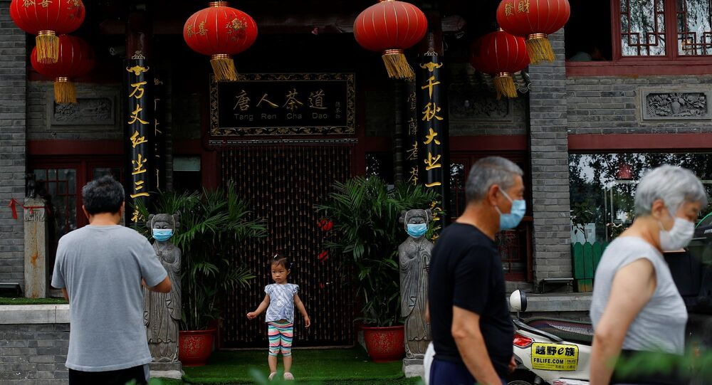 Çin, Pekin, koronavirüs