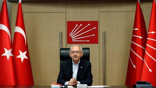 CHP lideri Kemal Kılıçdaroğlu - Sputnik Türkiye