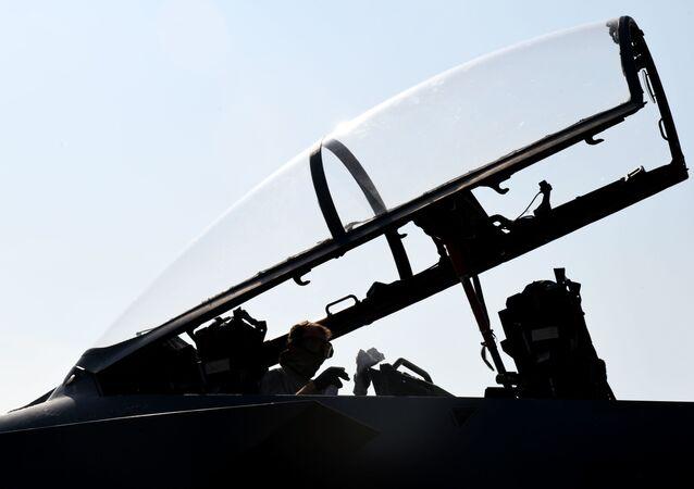 F-15E jeti