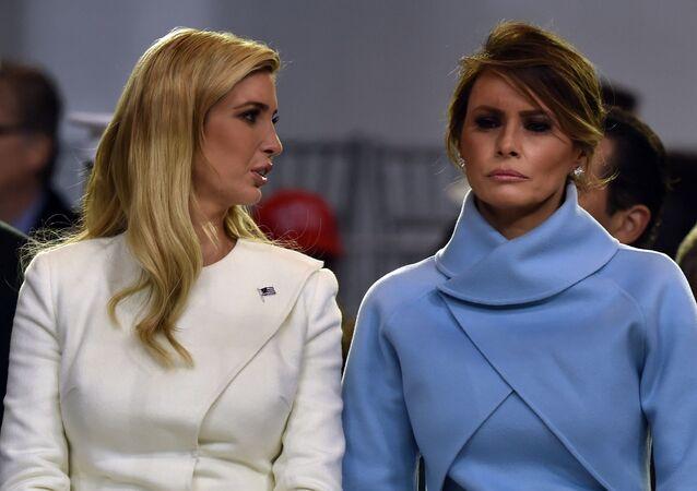 Melania Trump -  Ivanka Trump