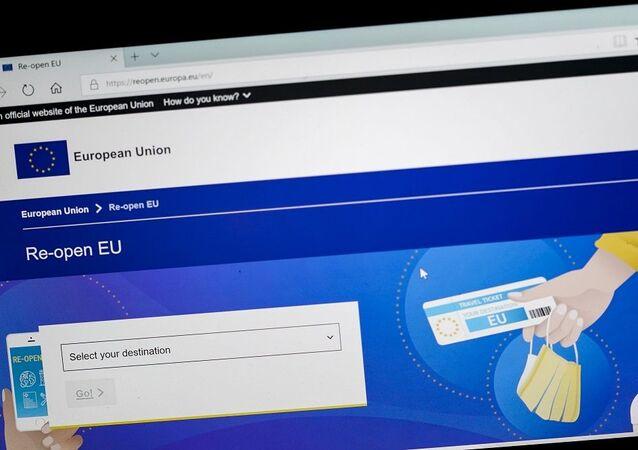 AB koronavirüs sonrası 'güvenli seyahat' için internet sitesi kurdu