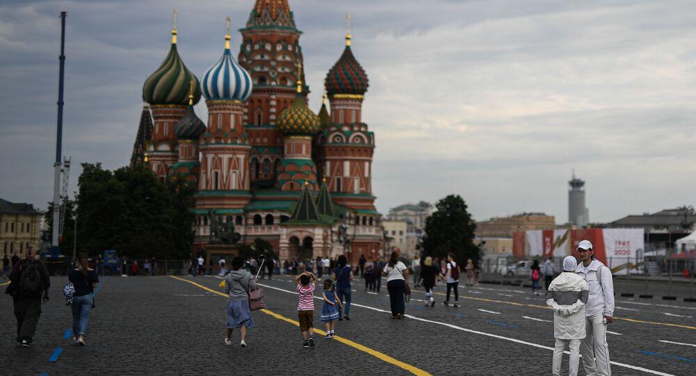 Rusya-Moskova