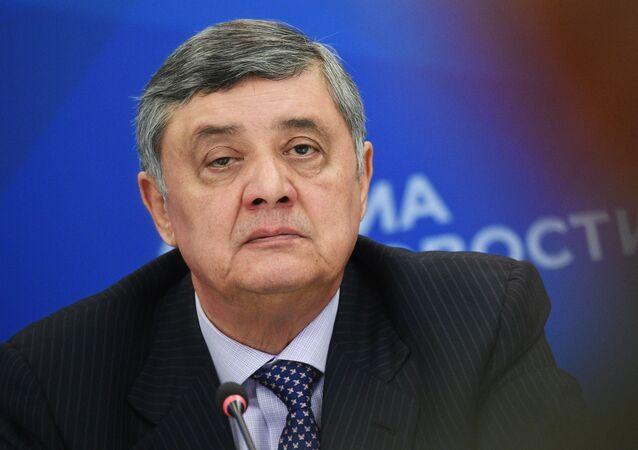 Rusya Afganistan Özel Temsilcisi ve Dışişleri Bakanlığı İkinci Asya Departmanı Direktörü Zamir Kabulov