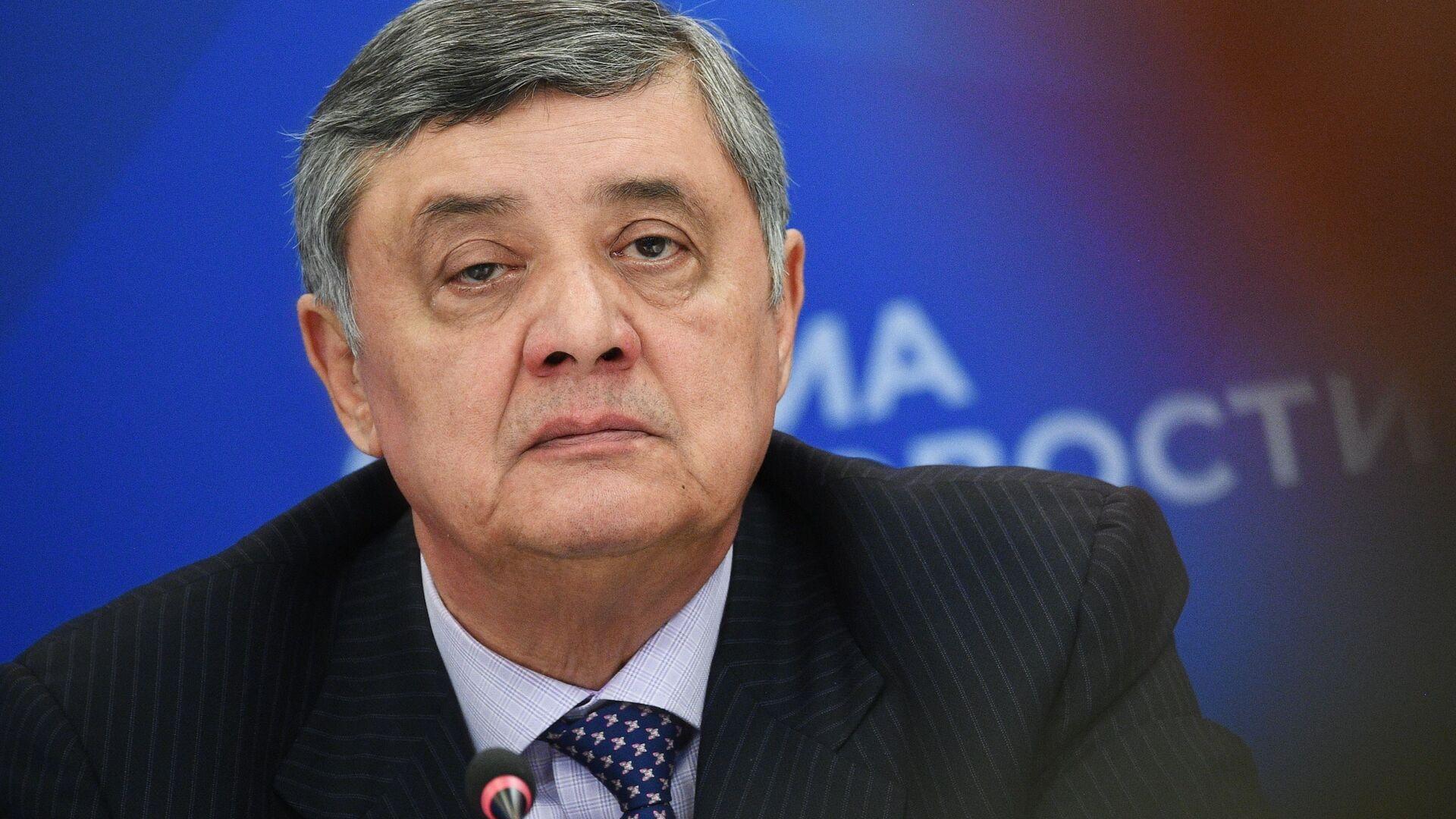 Rusya Afganistan Özel Temsilcisi ve Dışişleri Bakanlığı İkinci Asya Departmanı Direktörü Zamir Kabulov - Sputnik Türkiye, 1920, 28.04.2021