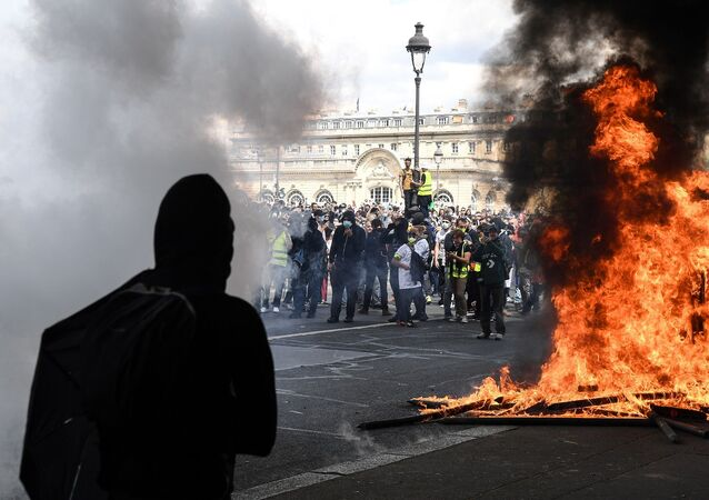 Paris-protesto