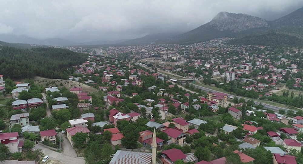 Adana'nın Pozantı ilçesi