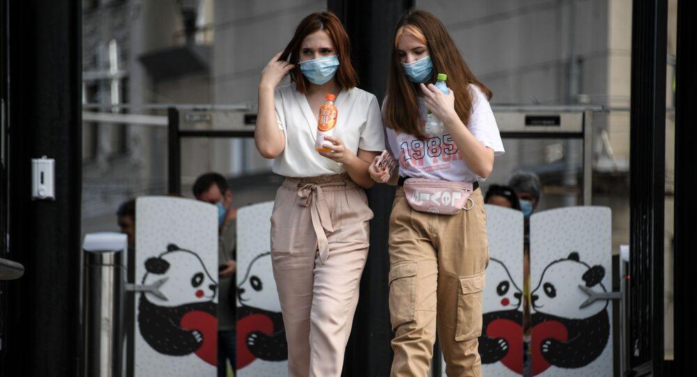 Moskova Hayvanat Bahçesi - koronavirüs - maske