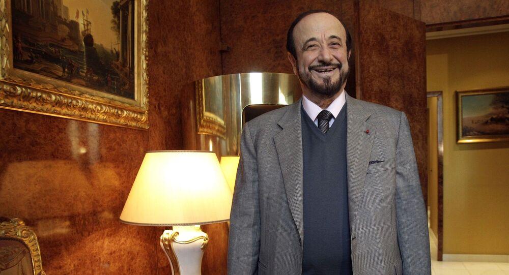 Fransa'da Beşar Esad'ın amcası Rıfat Esad