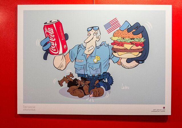 ABD polisinin şiddetini konu alan eserlerden biri