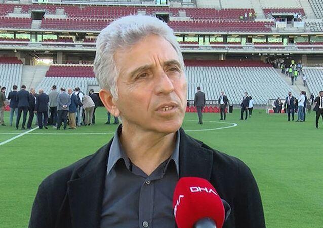 Türkiye Futbol Federasyonu Başkan Vekili Ali Düşmez