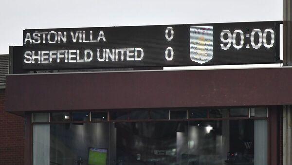 Premier Lig, Aston Villa, Sheffield United - Sputnik Türkiye