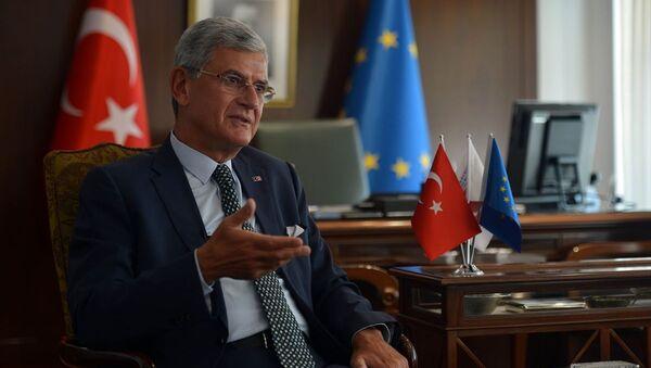 Volkan Bozkır  - Sputnik Türkiye