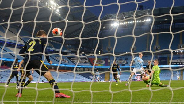 Manchester City, Arsenal - Sputnik Türkiye