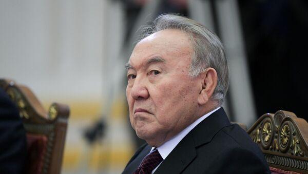 Nursultan Nazarbayev - Sputnik Türkiye