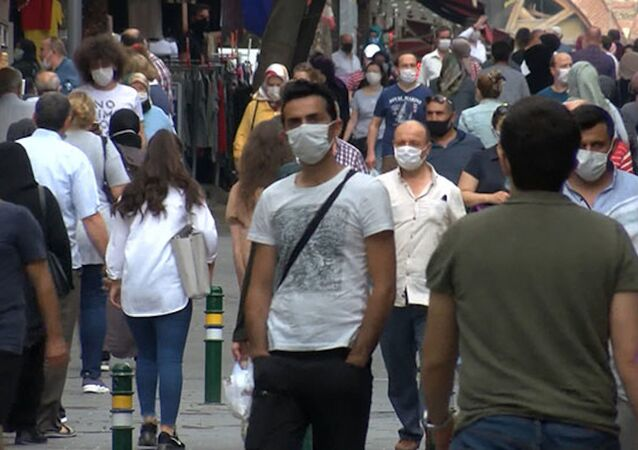 Türkiye'de koronavirüs, Maske