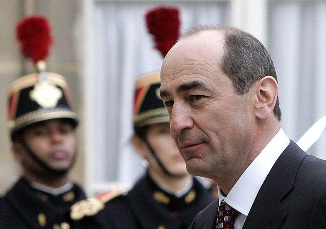 Eski Ermenistan Cumhurbaşkanı Robert Koçaryan