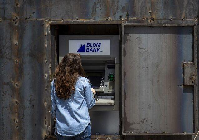 Lübnan-ATM
