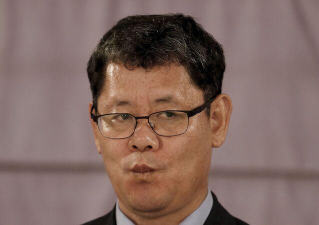 Güney Kore'nin eski Birleşme Bakanı Kim Yeon-chul