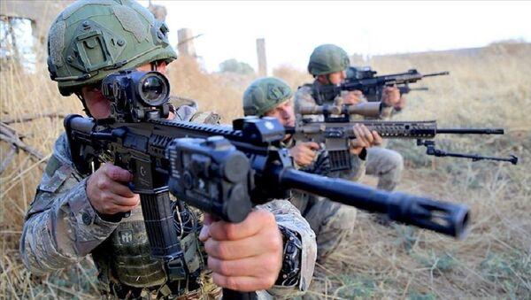 Şırnak PKK operasyonu - Sputnik Türkiye