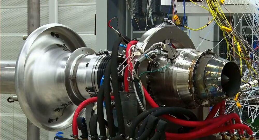 Türkiye'nin orta menzilli ilk yerli füze motoru