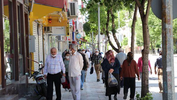 Denizli - koronavirüs - Sputnik Türkiye