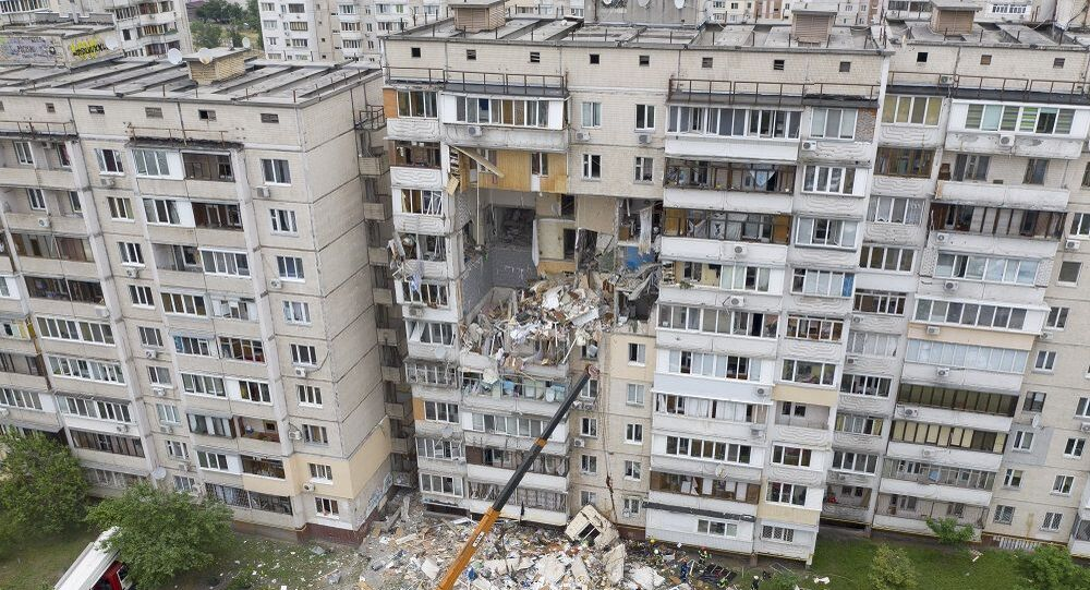 Ukrayna patlama
