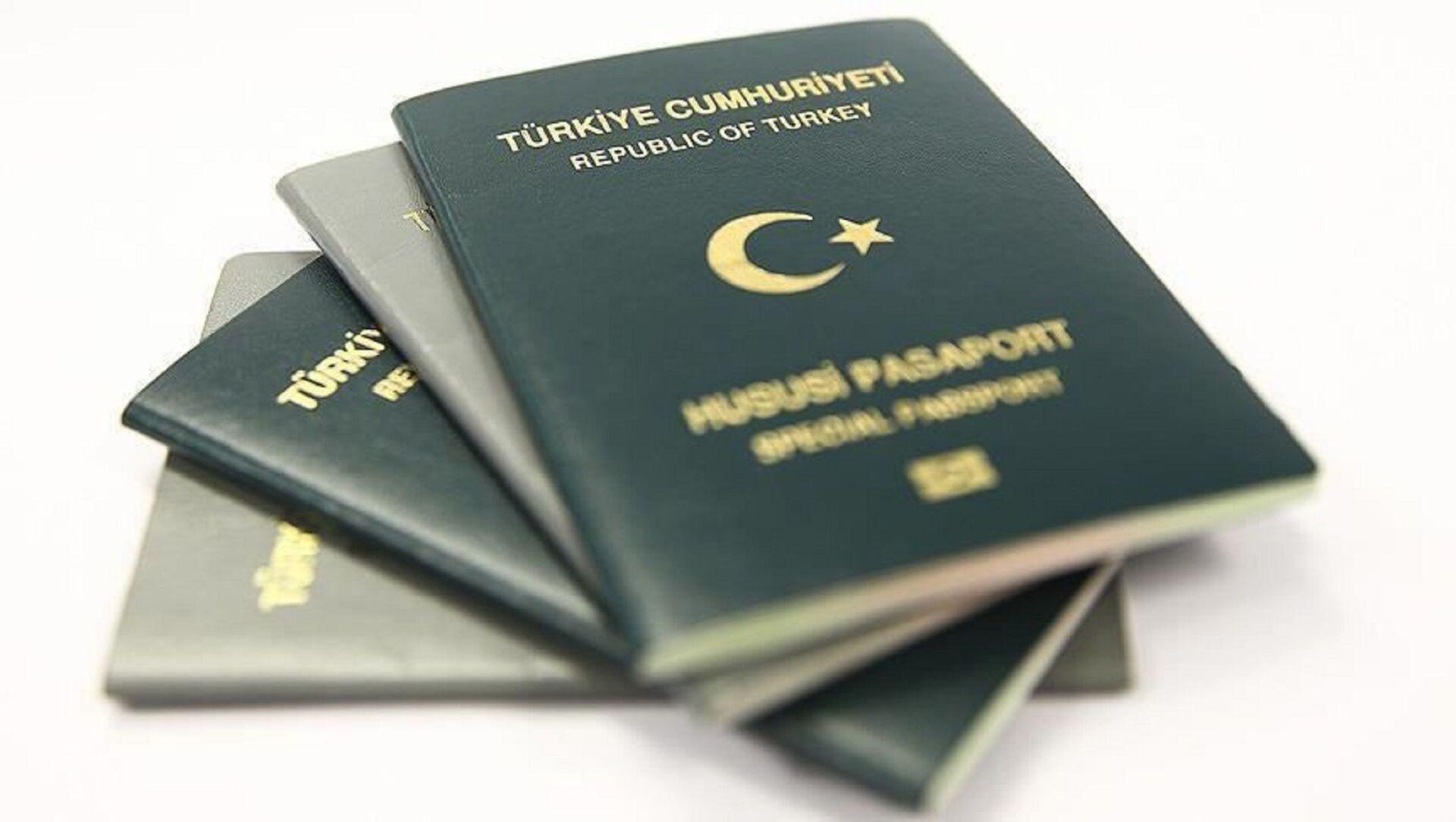 pasaport - Sputnik Türkiye, 1920, 20.04.2021