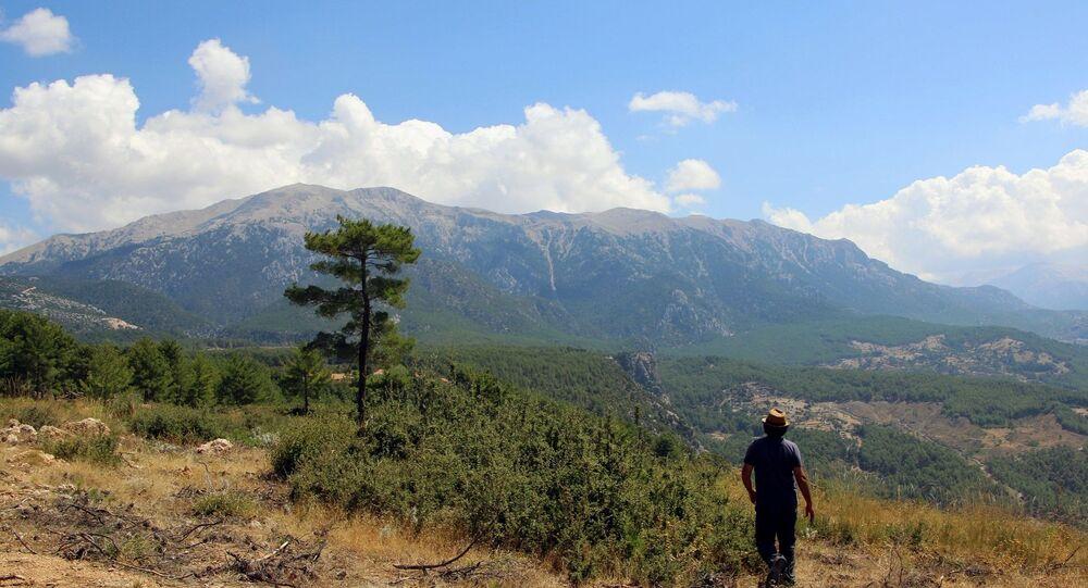 Likya'nın 2 bin 200 yıllık sınır davasındaki antik Masa Dağı'nın yeri belirlendi