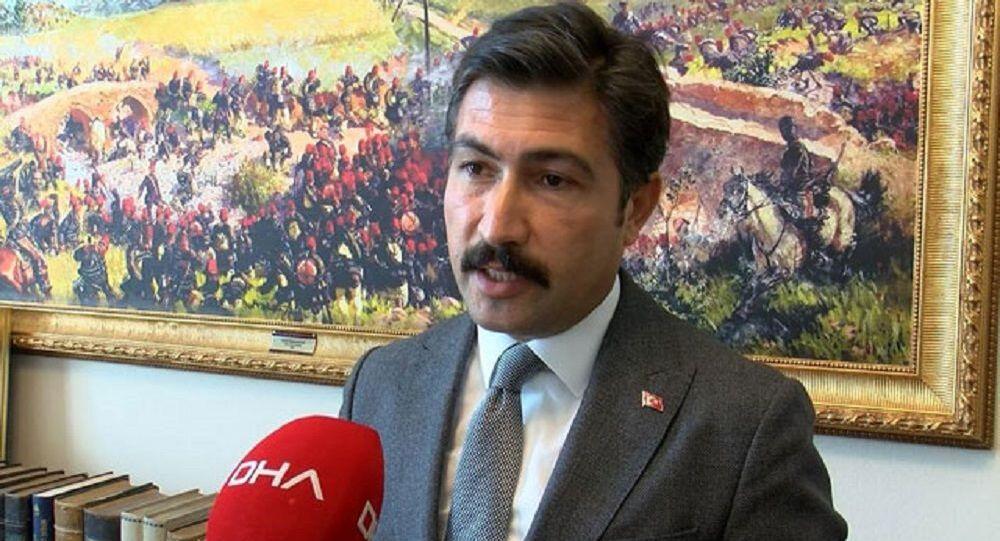 AK Parti Grup Başkanvekili Cahit Özkan