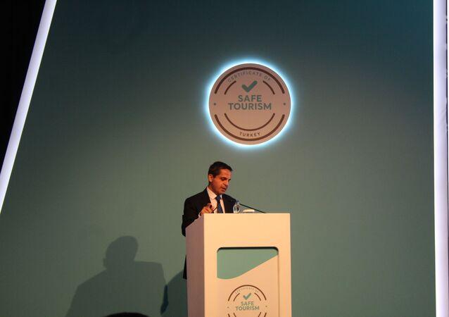 Akdeniz Turistik Otelciler Birliği (AKTOB) Başkanı Erkan Yağcı