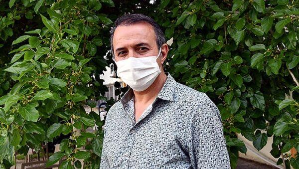 Prof. Dr. Lokman Hakan Tecer - Sputnik Türkiye