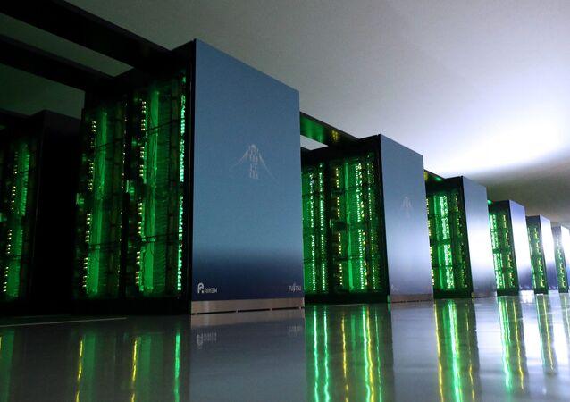Fugaku, Fujitsu, RIKEN-süper bilgisayar