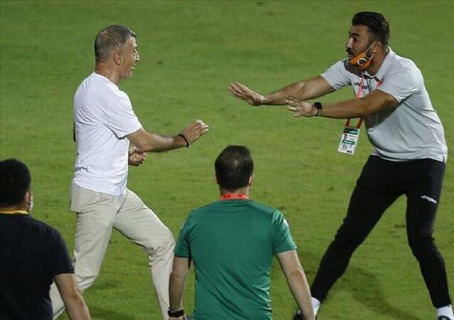 Trabzonspor Başkanı Ahmet Ağaoğlu, olaylı Alanyaspor maçı