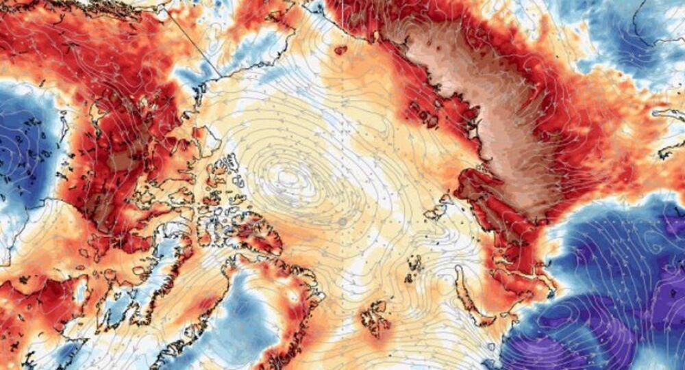 Sibirya'nın aşırı soğuklarla bilinen Verhoyansk kasabasında hava sıcaklığı 38 dereceye kadar çıktı. Bu sıcaklık Kuzey Kutup Dairesi'nde görülen en yüksek sıcaklık oldu.