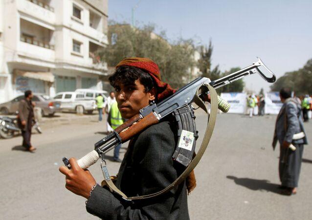 Yemen - Husiler