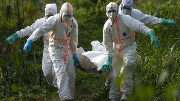 Kongo-ebola salgını - Sputnik Türkiye