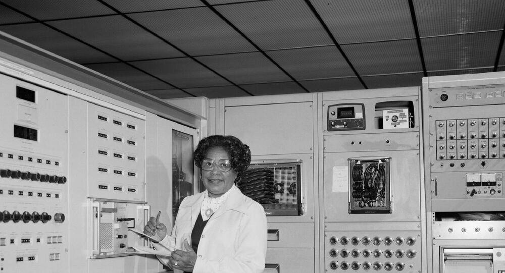 Gizli Sayılar filmine konu olan ajansın ilk siyah kadın mühendisi Mary Winston Jackson