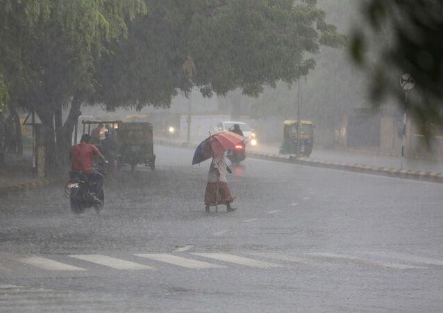Hindistan-yağmur-sağanak