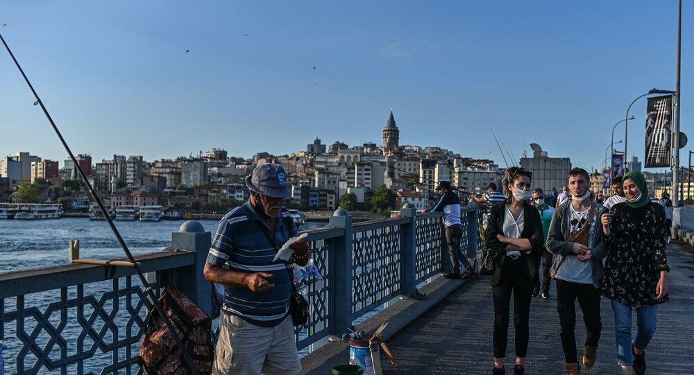 İstanbul  - maske