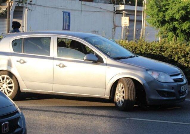Alişan'ın kazasına benzer bir kaza da İzmir'de meydana geldi