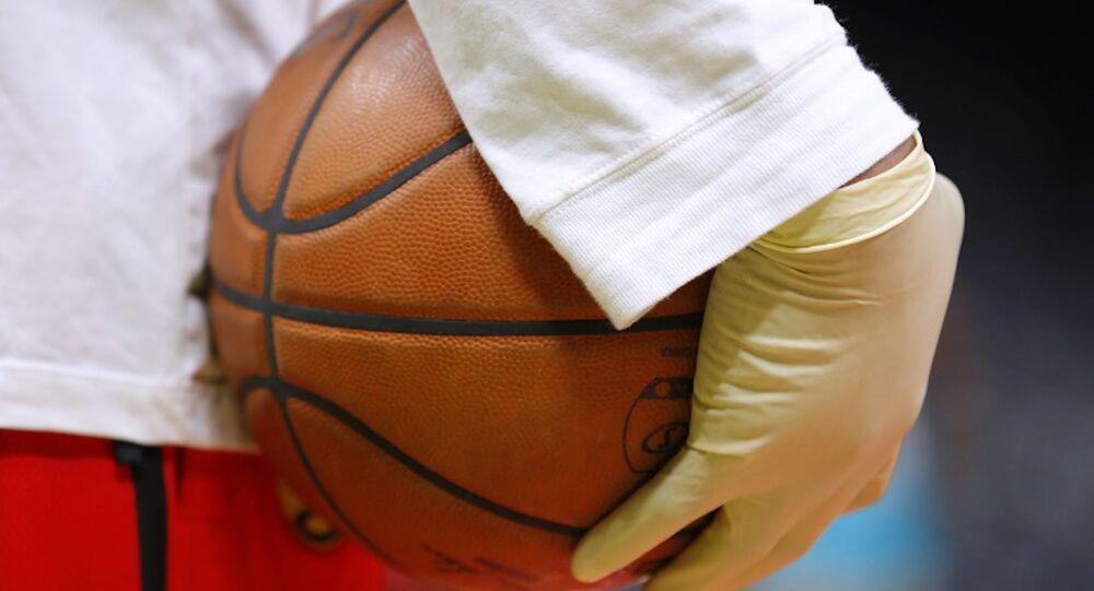 NBA-koronavirüs