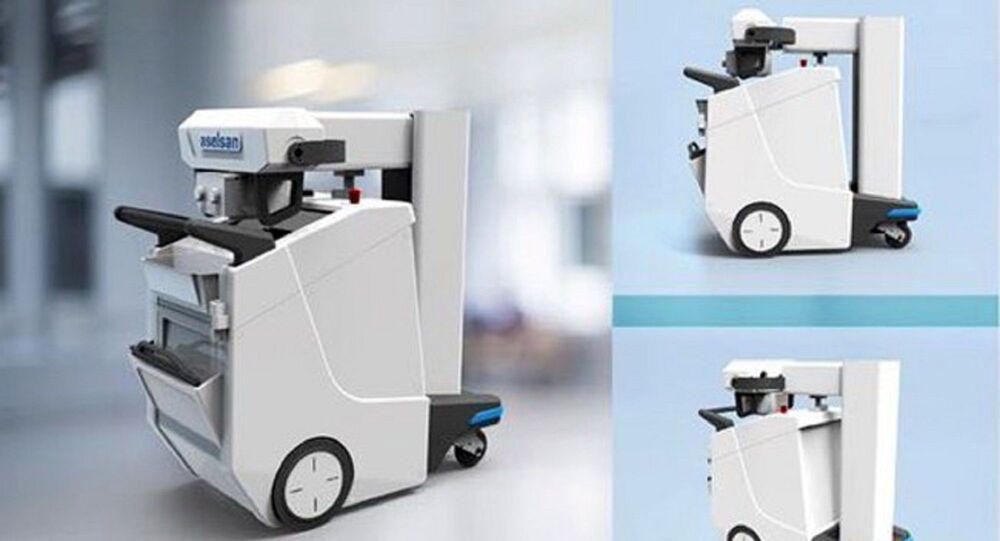 ASELSAN'dan mobil x-Ray cihazı